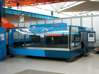 Laser CNC - Platino 1530 Prima Industrie
